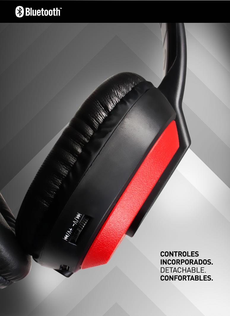 Auriculares Bluetooth Noganet Aris Ng Bt410